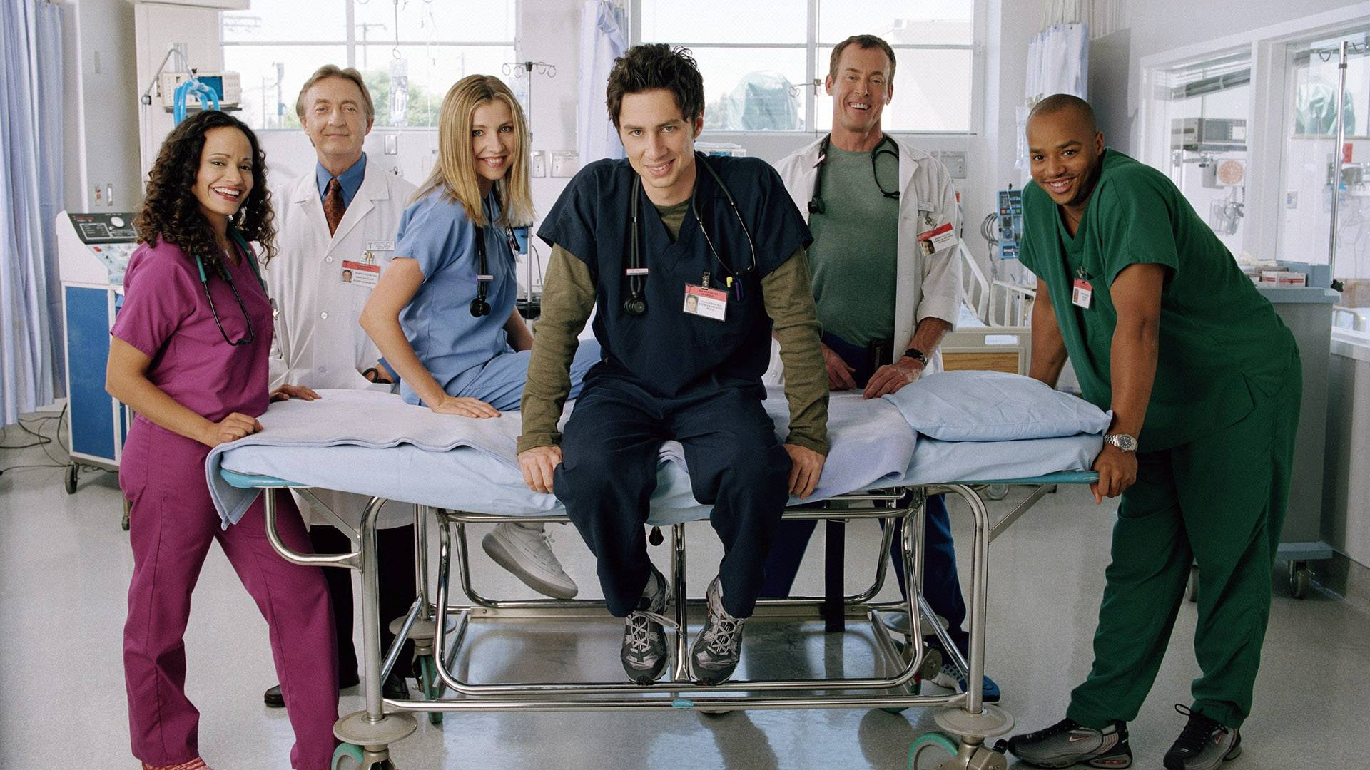 Клиника-сериал-Scrubs-TV-series-отзывы-о-сериале